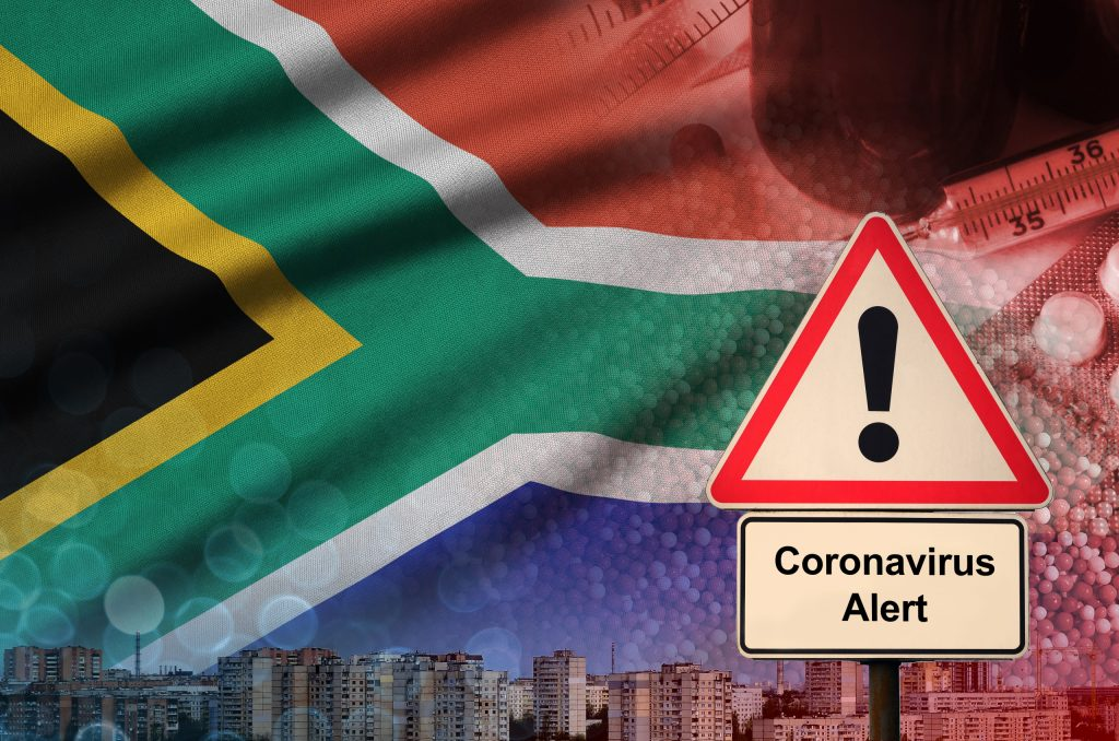 LATEST UPDATE ON COVID-19 IN SOUTH AFRICA (05 June 2021)