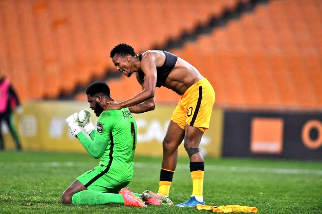 Kaizer Chiefs reached the Caf Champions League final for the first time after drawing 0-0 with Wydad Casablanca in the semi-final second-leg match on Saturday evening.