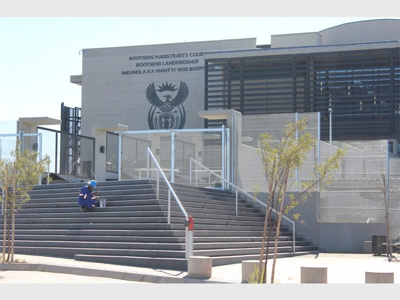 Booysens Magistrate Court