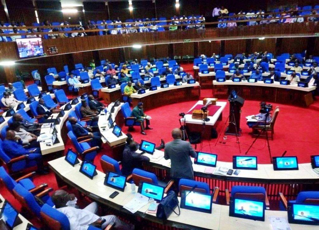 Sierra Leone's parliament