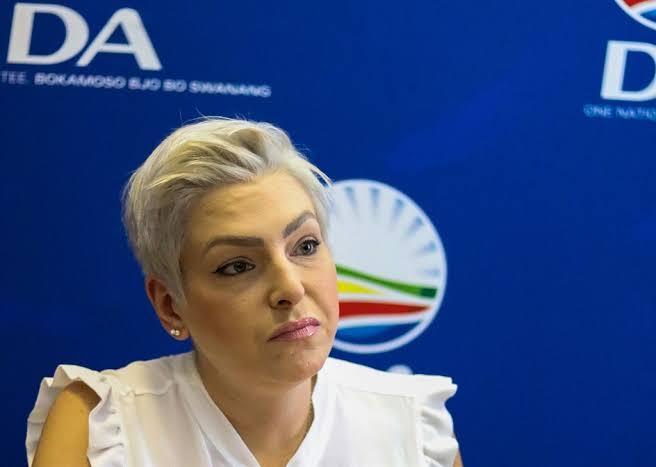 DA Member of Parliament Natasha Mazzone