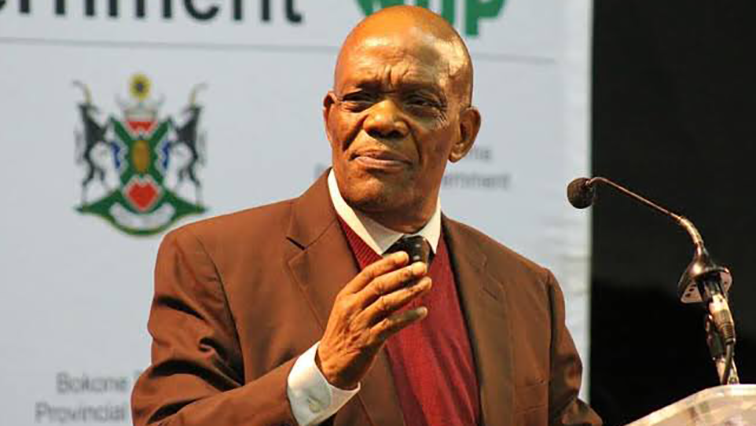North West Premier, Professor Tebogo Job Mokgoro