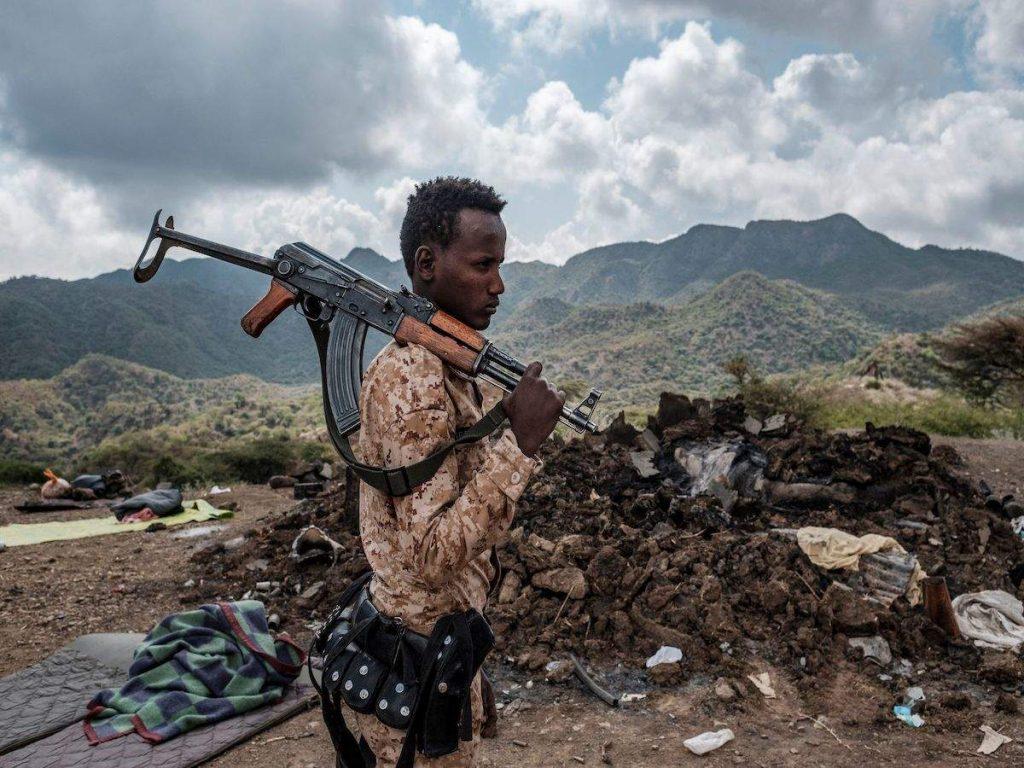 conflict in Ethiopia's Tigray