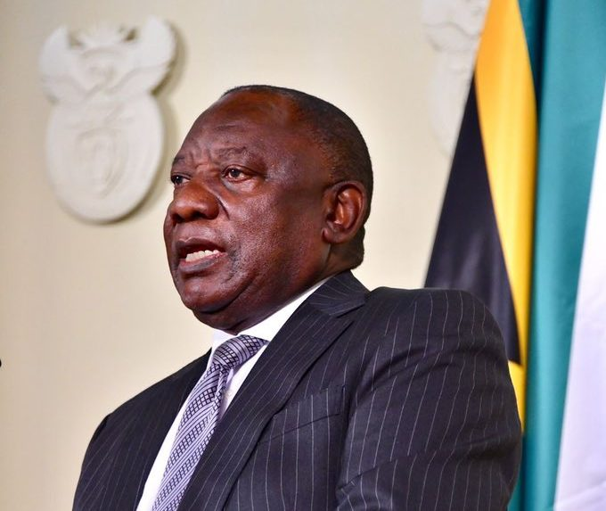 il Ramaphosa has made changes to the national executive at today, Thursday, 5 August 2021. This is the first cabinet change since the President was elected into office.