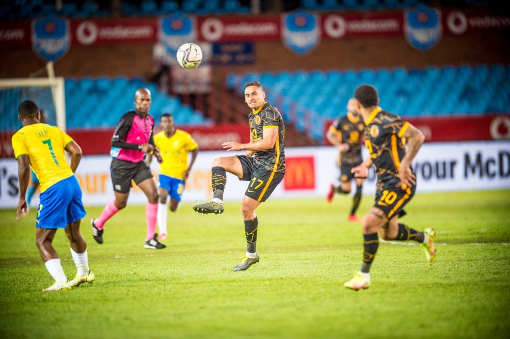 90 + 3'| #MS 2 : 0 #KC Full time score: (Kekana 8', Shalulile 63') Mamelodi Sundowns 2 : 0 Kaizer Chiefs #Amakhosi4Life #DStvPrem